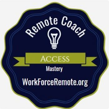 Remote CoachAccess Digital Credential