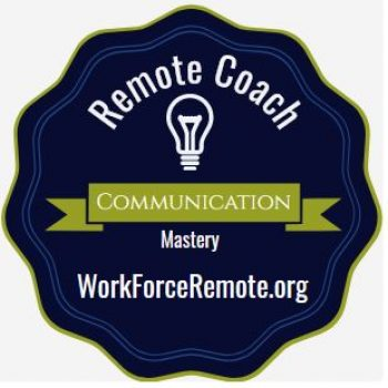 Remote Coach Communication Digital Credential