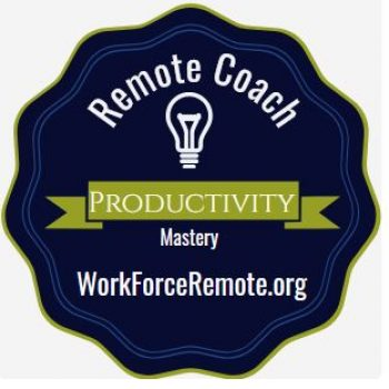 Remote Coach Productivity Digital Credential