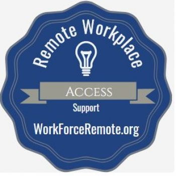 Remote Workplace Access Digital Credential