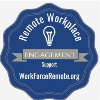 Remote Workplace Engagement Digital Credential